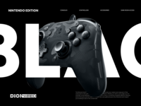 DIONWIRED Blackfriday Microsite