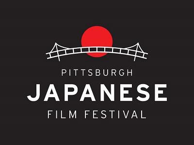 Pittsburgh Japanese Film Festival logo identity brand 152xx 15201 pittsburgh festival film japanese design logo