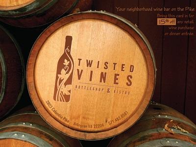 Bottle Shop postcard design logo layout graphic design flyer postcard promotion special marketing sale