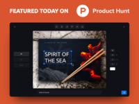 Font Flipper - Featured on Product Hunt