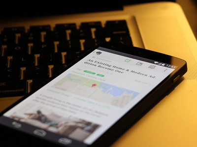 Evernote Note Redesign android evernote redesign