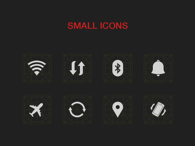 Some icons icon