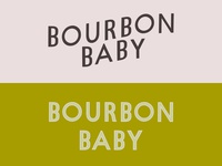 Logotype for Bourbon Baby