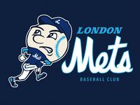 "London Mets ""Mr. Mate"""