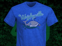 Wrigleyville Whales in Blue