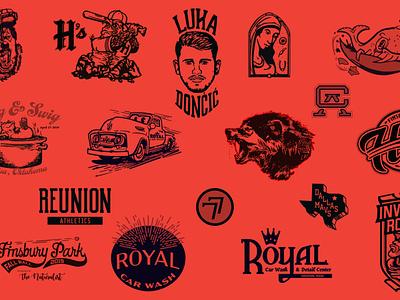 2019 Wrapped Up typography hand lettering graphic design baseball sports identity logo illustration illustrator branding