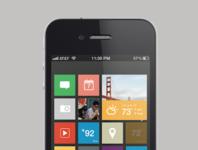 Windows/iOS Exploration   Weather App