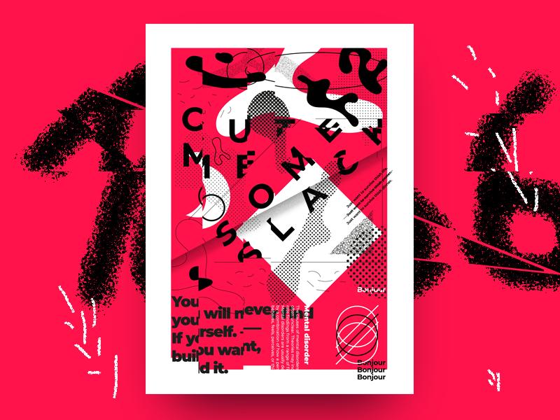 b0dc96857 Cut Me Some Slack Poster by Julian Hoxhaj