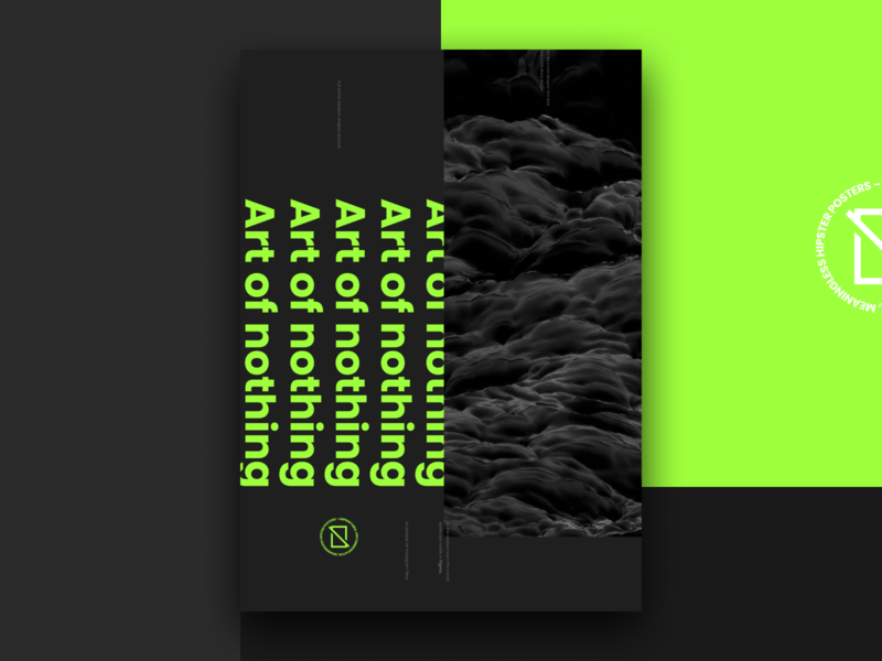 AON – Useless as you like brutalism ui figmadesign illustration collage art gradient typogaphy type swiss design fashion modern abstract color neon contrast minimal adobe poster design