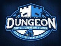 The Dungeon Logo