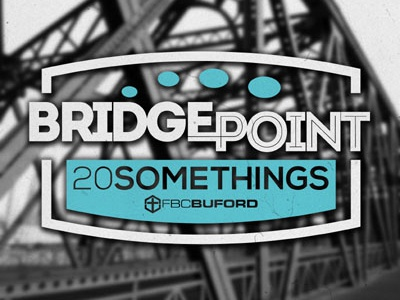 BridgePoint Logo logo ministry church branding