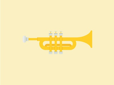 Pah-pa-rah! trumpet