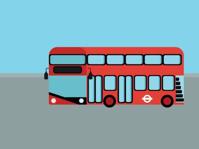 Double decker double decker bus london london bus tfl