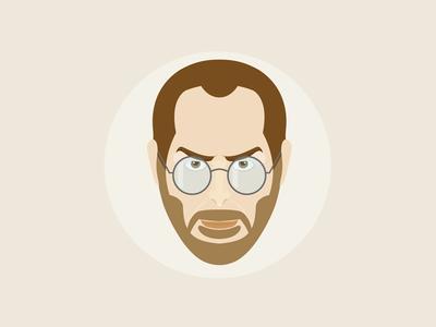Steve Jobs bigname portrait apple steve jobs stevejobs