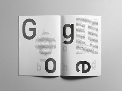 Typography. google font print book typography type