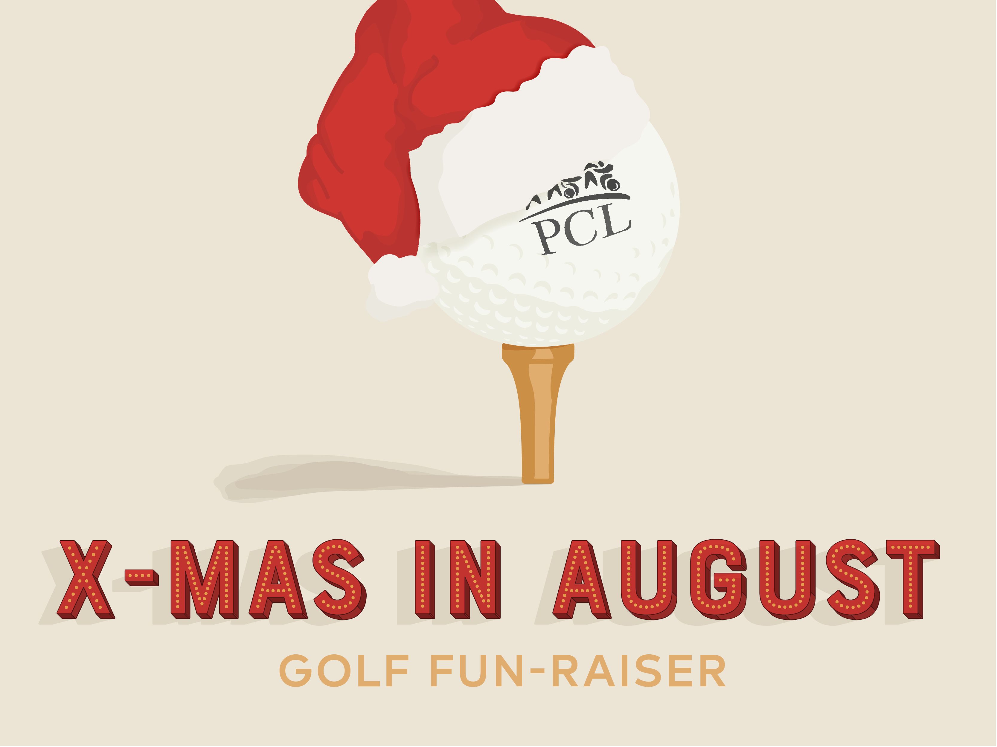 Christmas In August Poster.Christmas In August By Caroline Fister On Dribbble