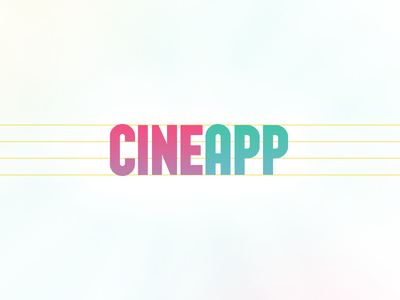 CineApp Logo Type