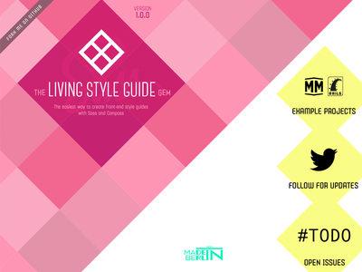 Livingstyleguide Website Wip