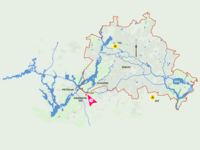 Eurucamp 2014 Berlin Venue Map