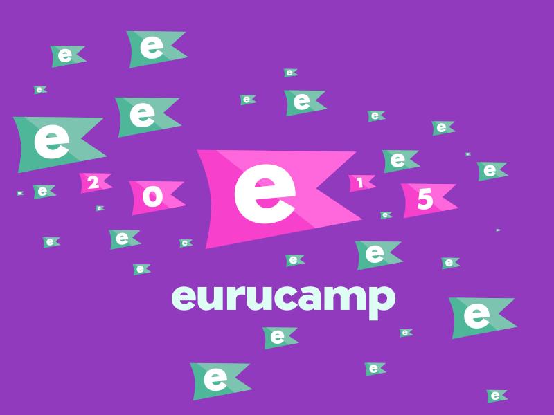 Eurucamp 2015 logo conference