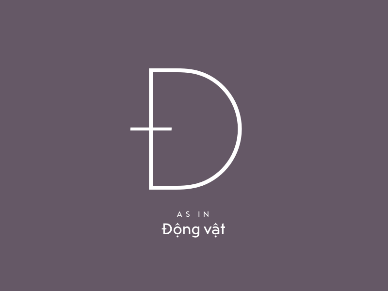 Typography Advent Calendar: D typography design typeface type design lettering