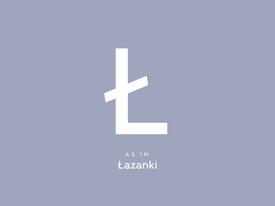 Door № 12: Ł polish adventskalender typographie type lettering typeface typeface design type design typography