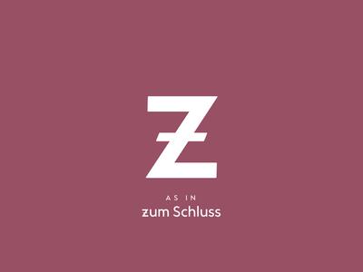 Typography Advent Calendar: Z