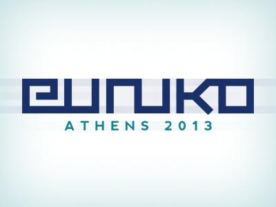 Euruko Athens 2013 Logo Draft logo euruko
