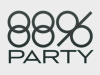 88% Party Logo