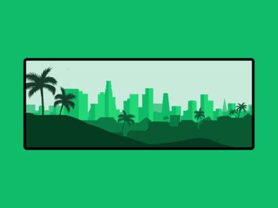 Forth City Landscape