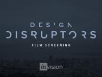 2 design disruptors