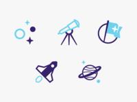 Astro - Icons