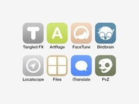 Apps (for iOS 7)