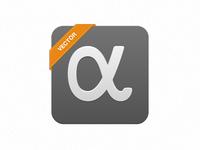 AppDotNet [vector]