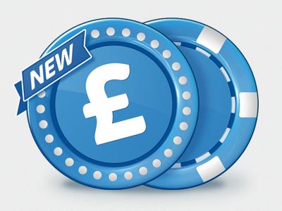 Poker Promotional Chip poker chip sky poker blue new sash