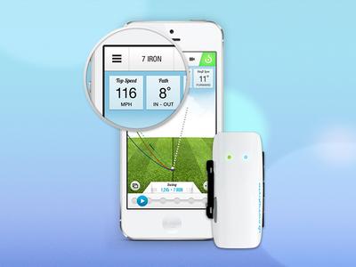 Swingbyte 2.0 App & Device