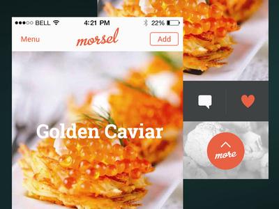 Chef Storytelling App