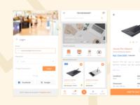 Technomart App Concept