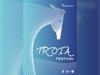 56. International Troia Festival Poster