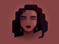 Pop Art Portrait woman texture face portait halftones halftone pop art avatar vector design illustration girl