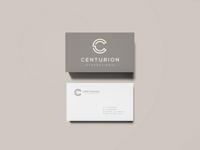 Centurion International - Logo & Business Card Design