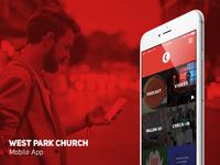 West Park Church Mobile App