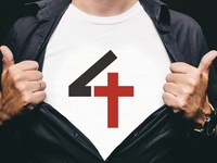 Soldiers 4 Christ T-Shirt