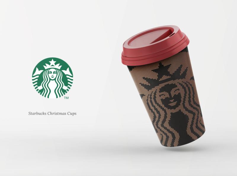 #QuarantineBoredom - Starbucks Coffee Cup starbucks coffee coffee branding coffee starbucks vector for fun branding graphic design