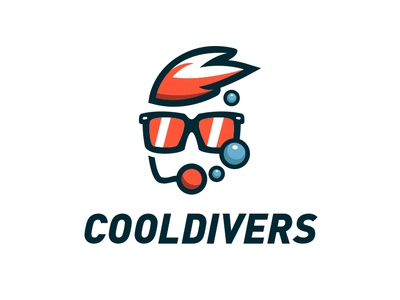 Cooldivers Logo