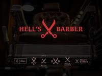 Hell's Barber Logo