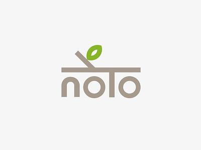 noto logotype