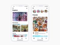 Social media exploration