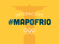Rio Interactive Map