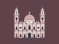 Old Cathedral Of Rio De Janeiro